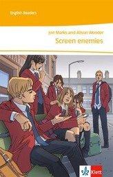 Screen enemies. Lektüre 3. Lernjahr