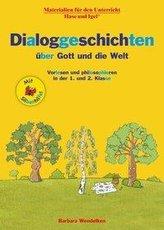 Dialoggeschichten über Gott und die Welt / Silbenhilfe