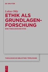 Ethik als Grundlagenforschung