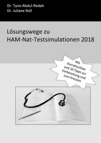 Lösungswege zu HAM-Nat-Testsimulationen 2018