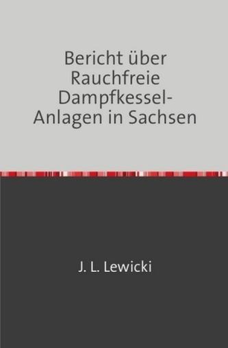 Bericht Über Rauchfreie Dampfkessel-Anlagen in Sachsen