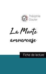 La Morte amoureuse de Théophile Gautier (fiche de lecture et analyse complète de l\'oeuvre)