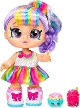 Kindi Kids - Rainbow lalka + akcesoria