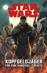 Star Wars Comics: Kopfgeldjäger I - für eine Handvoll Credits