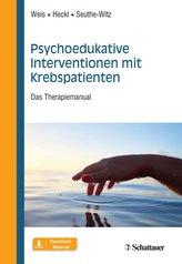Psychoedukative Interventionen mit Krebspatienten