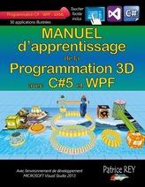 Manuel d\'apprentissage de la programmation 3D