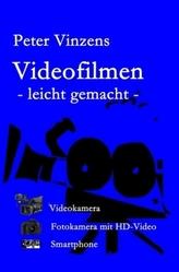 Videofilmen - leicht gemacht -