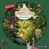Die Schule der magischen Tiere - Hörspiele 11: Wilder, wilder Wald! Das Hörspiel