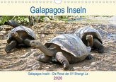 Galapagos Inseln - Die Reise der SY Shangri La (Wandkalender 2020 DIN A4 quer)