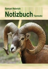 Samuel Heinrich Notizbuch Tiermotiv