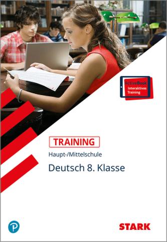 Deutsch 8. Klasse, m. CD-ROM