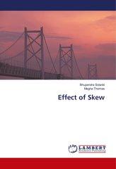 Effect of Skew