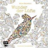 Millie Marotta\'s Wunder der Lüfte - Die schönsten Ausmalabenteuer