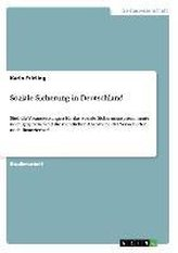 Soziale Sicherung in Deutschland