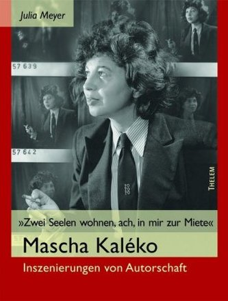 """Mascha Kaléko - \""""Zwei Seelen wohnen, ach, in mir zur Miete\"""""""