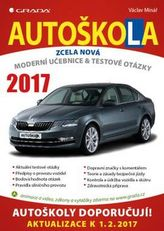 Autoškola 2017 - Moderní učebnice a testové otázky