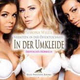 Verboten in der Öffentlichkeit: In der Umkleide   Erotische Geschichte Audio CD