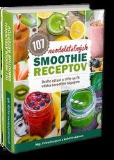 107 neodolateľných smoothie receptov