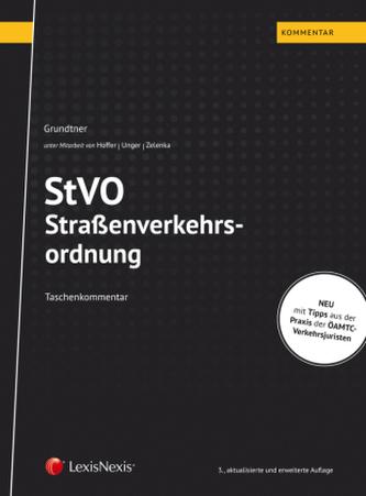 StVO Straßenverkehrsordnung - Taschenkommentar