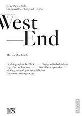 WestEnd 2/2020: Akteur_innen der Kritik
