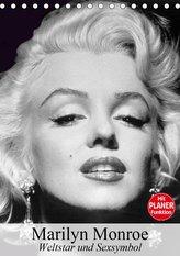 Marilyn Monroe. Weltstar und Sexsymbol (Tischkalender 2020 DIN A5 hoch)