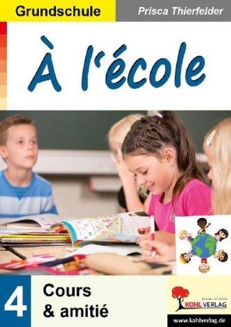 À l\'école / Grundschule