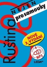 Ruština nejen pro samouky +1CD-MP3