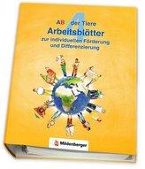ABC der Tiere 4 - Arbeitsblätter zur individuellen Förderung · Neubearbeitung