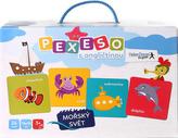 Pexeso s angličtinou Mořský svět