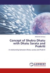 Concept of Shukra Dhatu with Dhatu Sarata and Prakriti