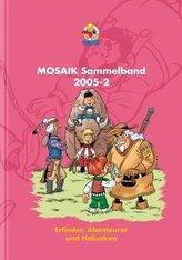MOSAIK Sammelband 89. Erfinder, Abenteurer und Halunken