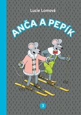 Anča a Pepík 3 - komiks