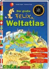 Der große Felix-Weltatlas