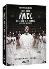 Knick: Doktoři bez hranic 1.série 4DVD