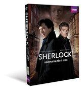 Sherlock 3. série 3DVD