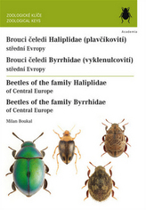 Brouci čeledí plavčíkovití a vyklenulcovití / Beetles of the family Haliplidae and Byrrhidae