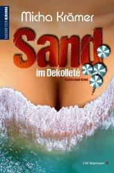 Sand im Dekolleté