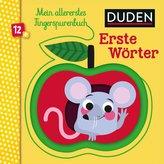 Duden 12+: Mein allererstes Fingerspurenbuch Erste Wörter