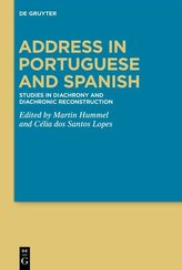 Address in Portuguese and Spanish