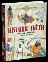 Historie světa v otázkách a odpovědích (nejen pro děti)