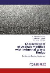Characteristics of Asphalt Modifiedwith Industrial Waste Sludge