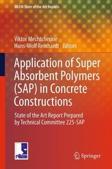 Application of Super Absorbent Polymers (SAP) in Concrete Constructions