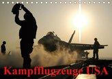 Kampfflugzeuge USA (Tischkalender 2020 DIN A5 quer)
