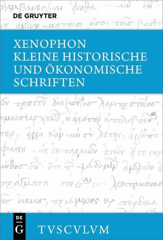 Kleine historische und ökonomische Schriften