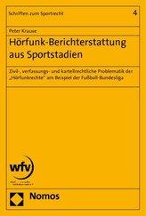 Hörfunk-Berichterstattung aus Sportstadien