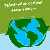 Worldwide optimal state system