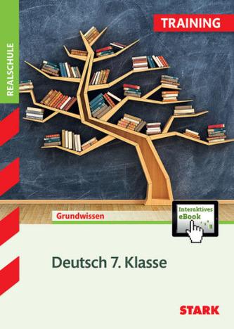 Deutsch 7. Klasse, m. CD-ROM