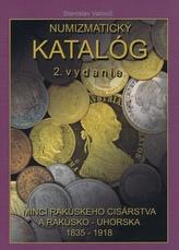 Numizmatický katalóg mincí Rakúskeho cisárstva a Rakúsko -Uhorska 1835 - 1918