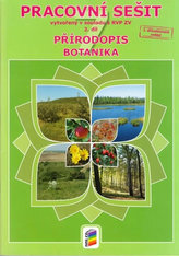 Přírodopis 7, 2.díl - Botanika - pracovní sešit