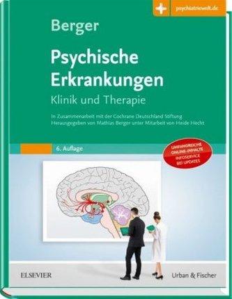 Psychische Erkrankungen, m. 1 Buch, m. 1 Online-Zugang